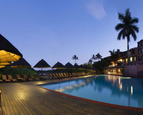 Sanlameer Resort Hotel and Spa Weddings Gallery Swimming Pool Restaurant