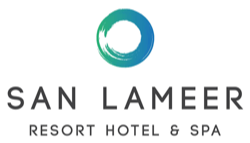 san lameer resort hotel and spa widget logo