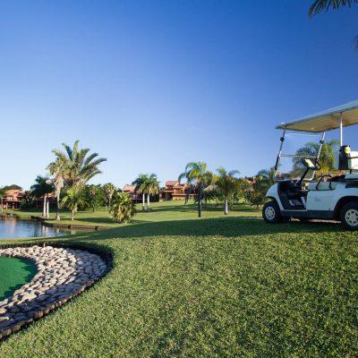 SanLameer InfoPage Golf Cart